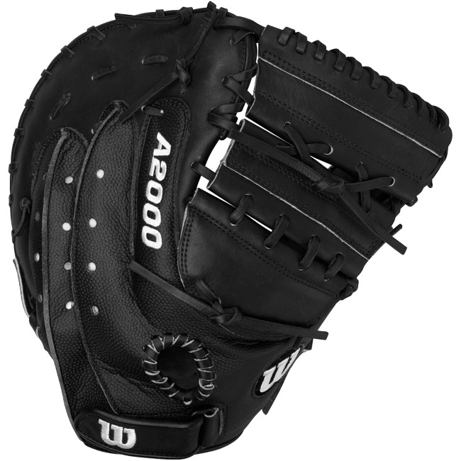"Wilson A2000 Fastpitch Catchers Mitt 35.5"" WTA2403FPCMXLSS"