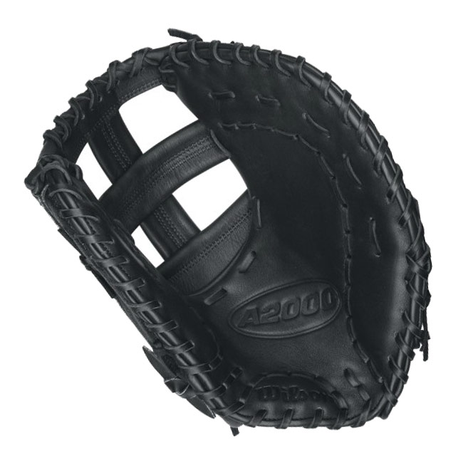 "Wilson A2000 SuperSkin Fastpitch First Base Mitt 12.25"" WTA2800FPB11SS"