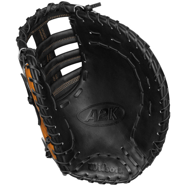 "Wilson A2K First Base Mitt 12"" WTA2K0BB32800"