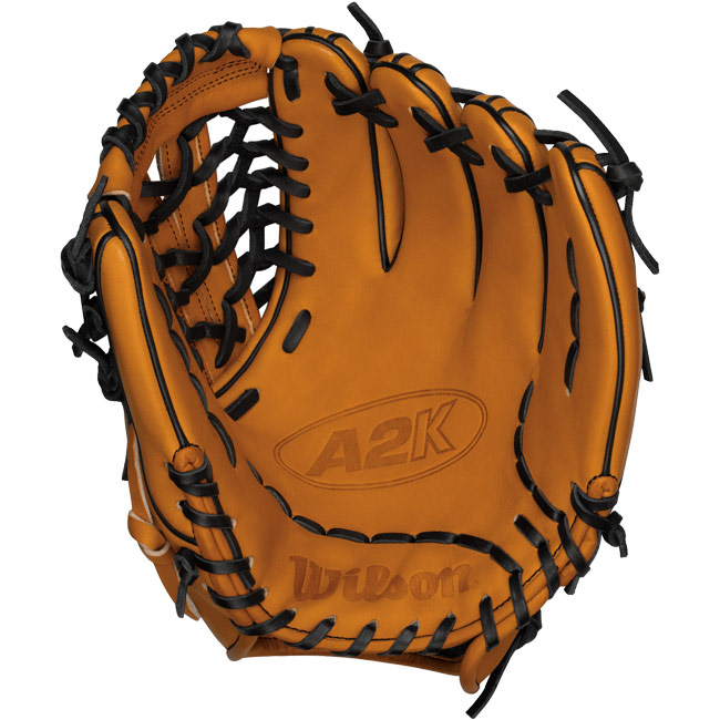 "Wilson A2K Baseball Glove 11.75"" Pitcher WTA2K0BB3BW38"