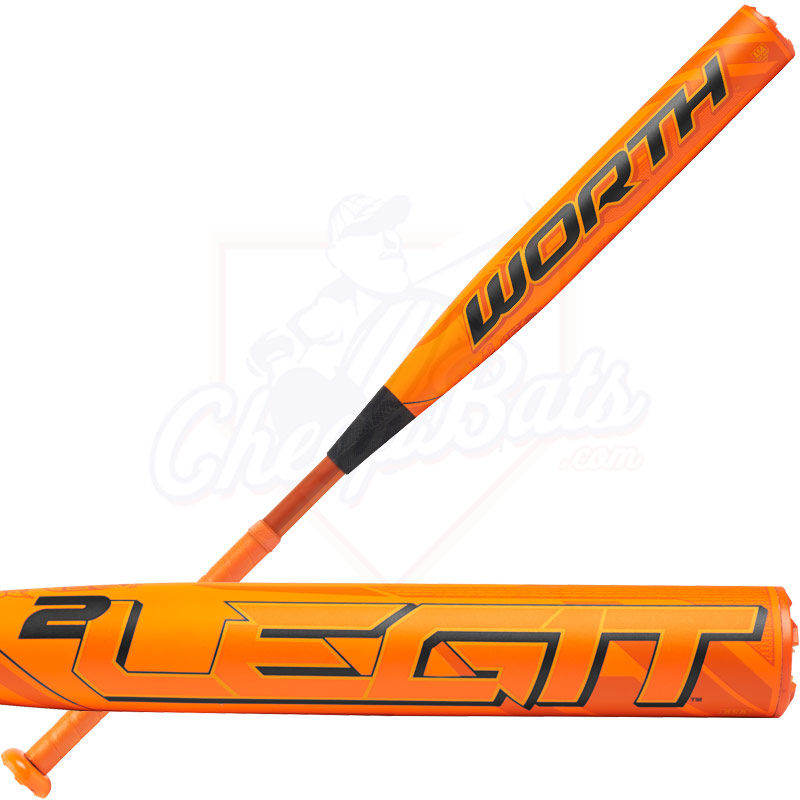 2015 Worth 2 Legit Fastpitch Softball Bat -10oz FPLGC