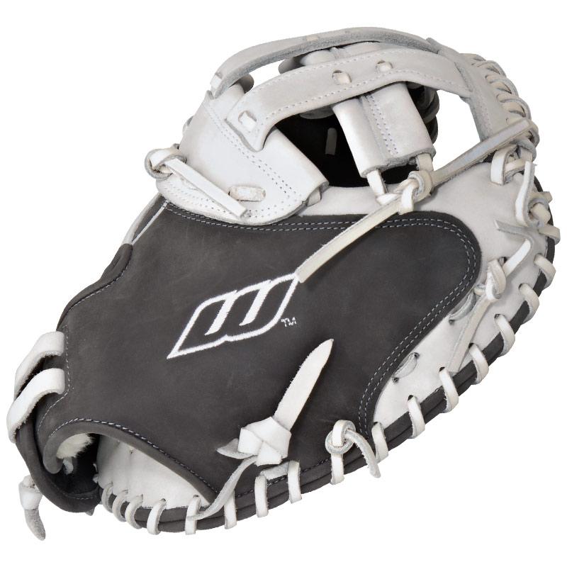 Worth Liberty Advanced Catchers Mitt Fastpitch Softball Glove 34