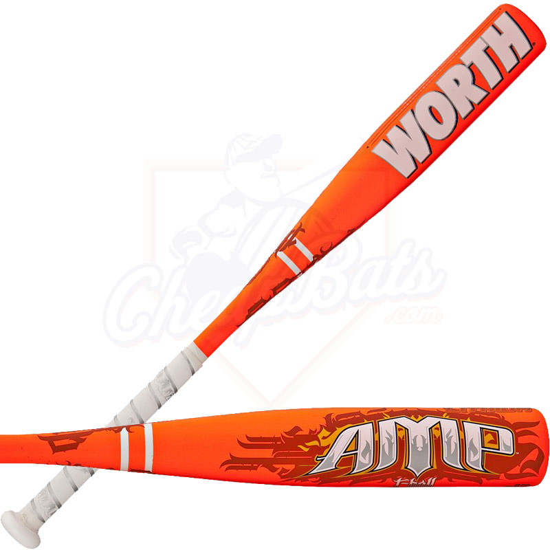 Worth Amp Tee Ball Baseball Bat TBLAMP