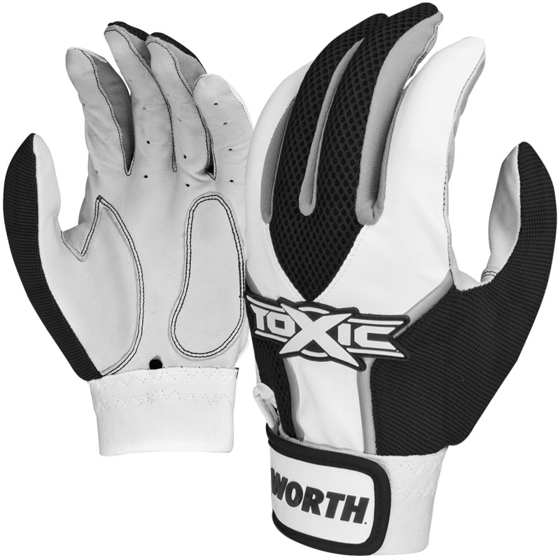Worth Toxic Batting Glove TOXBG