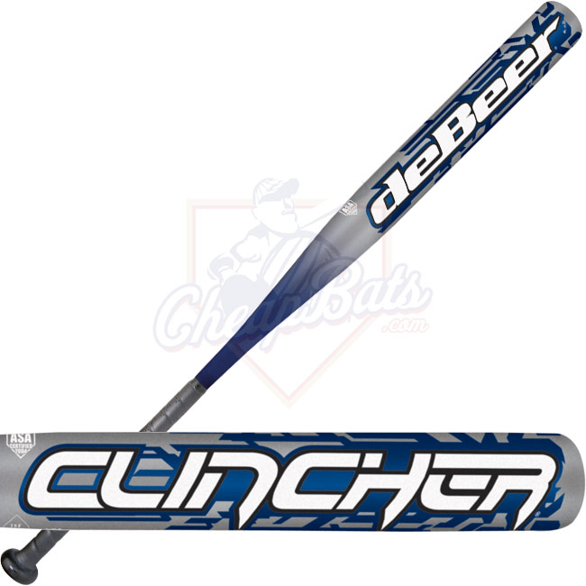 deBeer Clincher Slowpitch Softball Bat DBCSB
