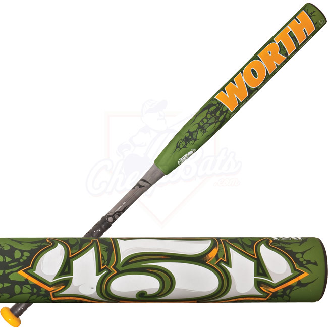 2013 Worth 454 Mutant Slowpitch Softball Bat USSSA SB4MUS