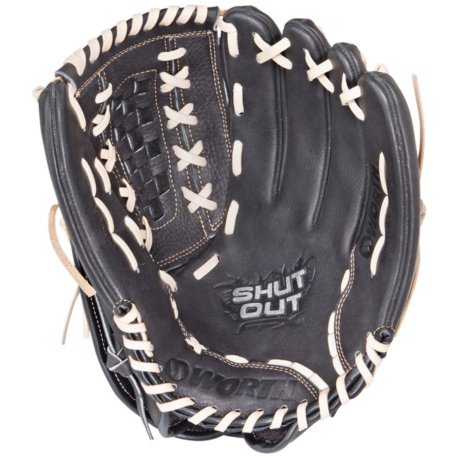 "Worth Shut Out FPX Fastpitch Softball Glove 12.5"" SO125FPX"