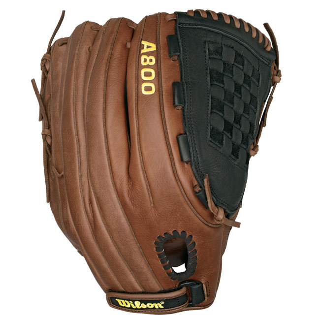 "Wilson A800 SP14 Slowpitch Softball Glove 14"" WTA0800SP14"