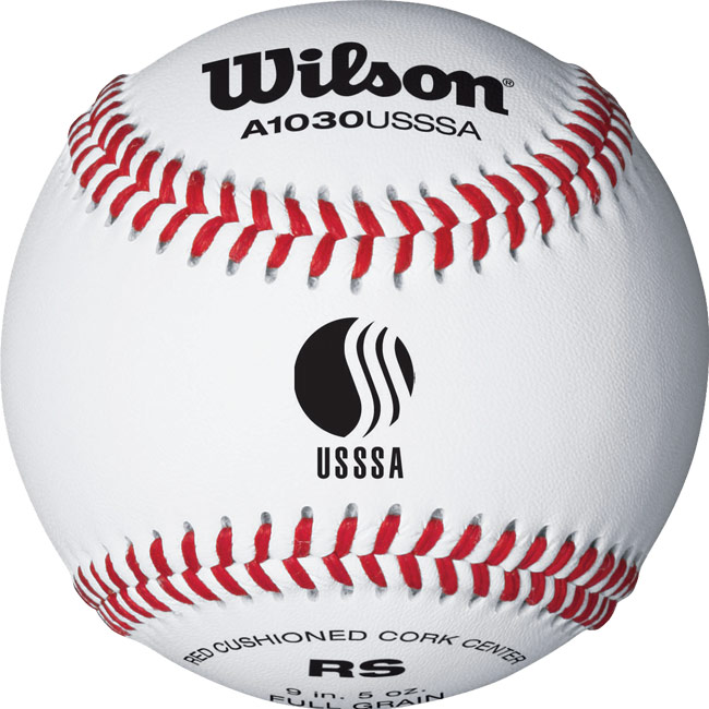 Wilson WTA1030BUSSSA Little League Baseball