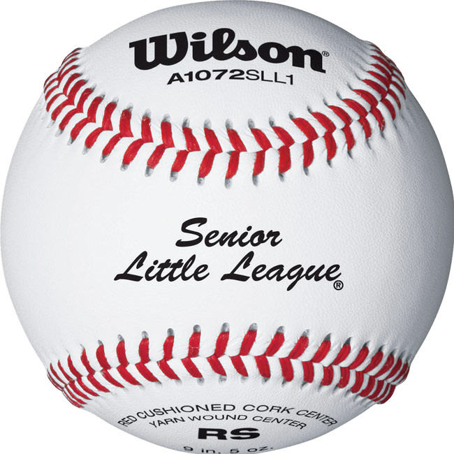 Wilson A1072BSLL1 Senior Little League Baseball