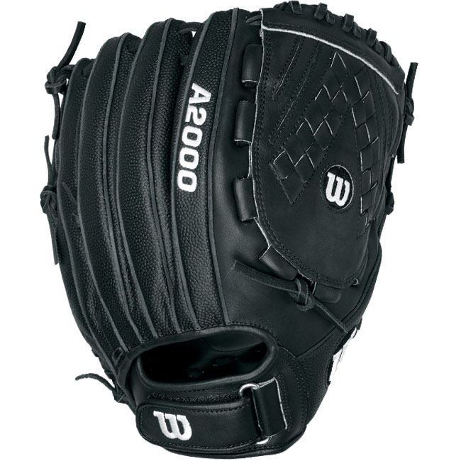 "Wilson A2000F SuperSkin Fastpitch Softball Glove 12.5"" V125-SS"