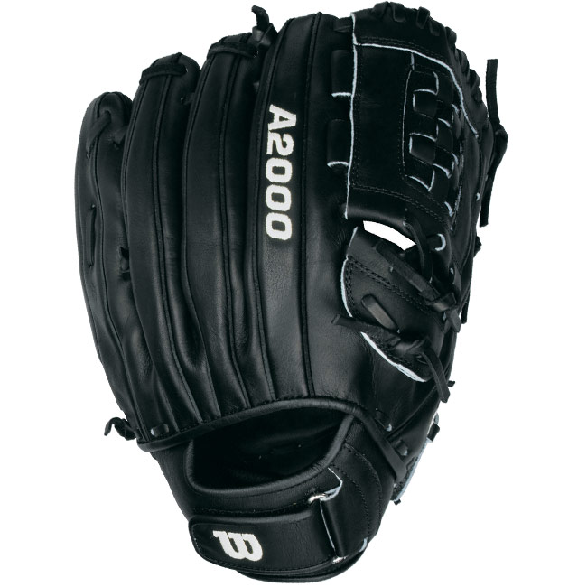"Wilson A2000 Fastpitch Softball Glove 12"" ZCAT-B"