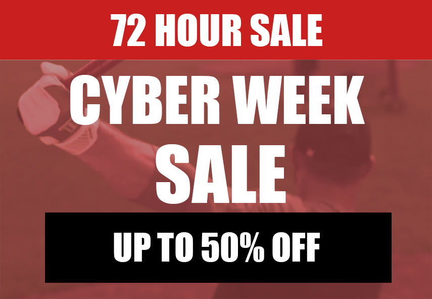 Cyber Week Sale - BBCOR Baseball Bats