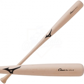 CLOSEOUT Mizuno Pro Maple Unfinished Wood Baseball Bat - MCP271 340239