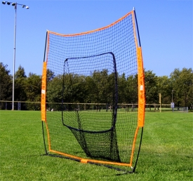 Bownet Big Mouth Hitting Net Practice Screen