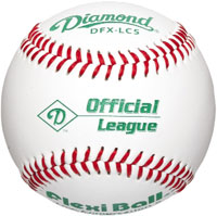 Diamond DFX-LC5 OL Official Little Leauge Baseball 10 Dozen