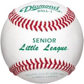 Diamond DSLL-1 Senior Little League Baseball Dozen