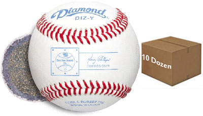 Diamond DIZ-Y Dizzy Dean Youth Baseball 10 Dozen