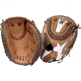 Easton Natural Elite Series Fastpitch Softball Catchers Mitt NE2FP 33""