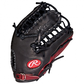 CLOSEOUT Rawlings Gold Glove Gamer Series Pro Taper Baseball Glove GG1225G 12.25""