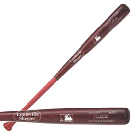 CLOSEOUT Louisville Slugger Wood Baseball Bat Adult MLB125WC