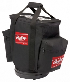 Rawlings Baseball Bucket Ball Bag RBALLB
