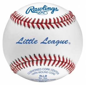 Rawlings Baseballs RLLB (Tournament Grade) Little League (1 Dozen)