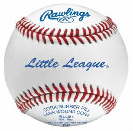 Rawlings Baseballs RLLB1 Little League (1 Dozen)
