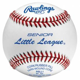 Rawlings Baseballs RSLL1 Senior Little League (1 Dozen)