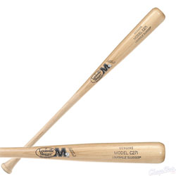 CLOSEOUT Louisville Slugger Maple Wood Baseball Bat M9C271NC