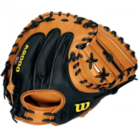 Wilson A2000 Catchers Mitt Super Skin A2403 1790-SS 34""
