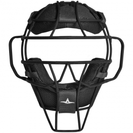 All Star Hallow Steel Traditional Umpire Face Mask FM2000UMP