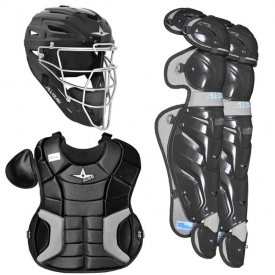 All Star Young Pro Series Catcher\'s Gear Set Age 9-12 - CK912S7