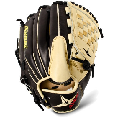 All Star FGS7-PT System Seven Baseball Glove 12""