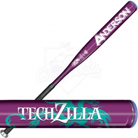 Anderson Techzilla FP Fastpitch Bat -10oz 017024