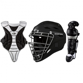 Easton Black Magic Catcher\'s Set Jr. Youth A165013BX (Age 6-8)