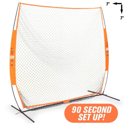 Bownet Soft Toss Hitting Net Practice Screen