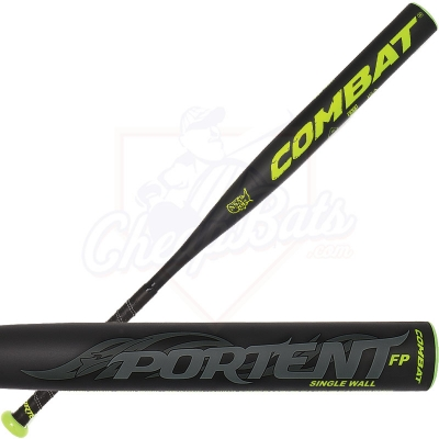 2014 combat portent fastpitch softball bat single wall for Portent 2014