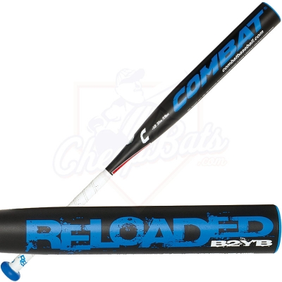 Combat B2 Reloaded Baseball Bat Youth -12oz B2YB12