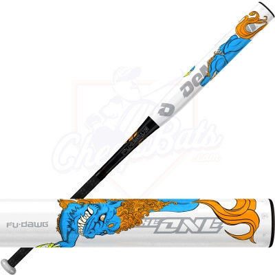 2013 DeMarini Fu Dawg ASA Softball Bat Slow Pitch WTDXONE-13