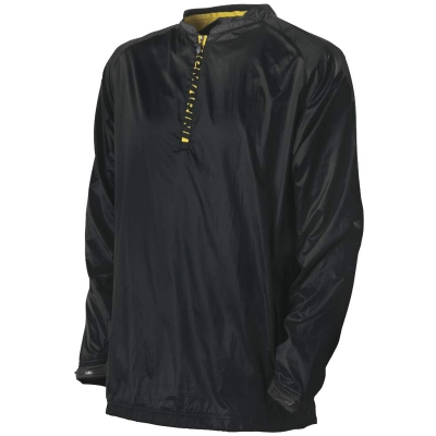 DeMarini Pyro BP Jacket Mens Black/Gold