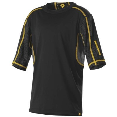 DeMarini Comotion Game T-Shirt Mid Sleeve Youth Black