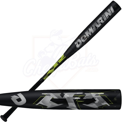 Limited Edition DeMarini CF5 Senior Youth Baseball Bat -10oz WTDXCFX-LE