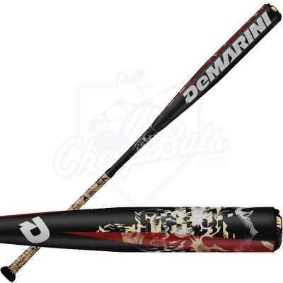 CLOSEOUT 2014 DeMarini Voodoo Youth Baseball Bat Minus 13oz WTDXVDL-14