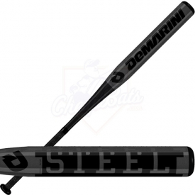 2013 DeMarini White Steel Slowpitch Softball Bat WTDXWHI-13