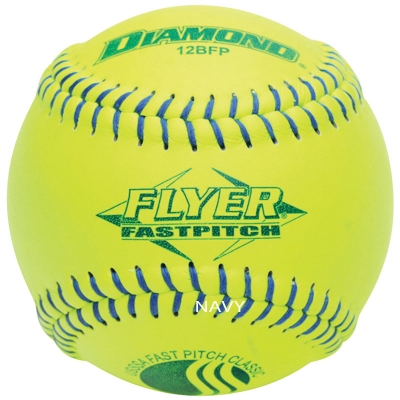 "Diamond Flyer Fastpitch Softball 12"" 12BFP CLASSIC (6 Dozen)"