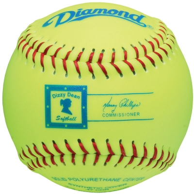 "Diamond 12RY DIZ Youth Dizzy Dean Softball 12"" (6 Dozen)"