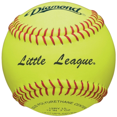 "Diamond 12RY LL Youth Little League Softball 12"" (6 Dozen)"