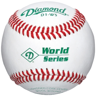 Diamond D1-WS World Series Baseball (10 Dozen)