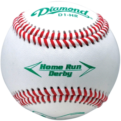 Diamond D1-HR Home Run Derby Baseball (10 Dozen)